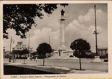 139719 forli' piazza della vittoria monumento ai caduti