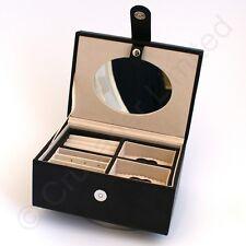 Mele & Co Diana Black Jewellery Case 22453