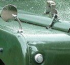 Land Rover Series 1 Lucas L489 Combined Sidelight & Indicator Glass Lens 236102