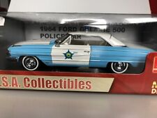 1:18 Sun Star 1964 Ford Galaxie 500 Police