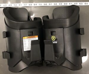 Teeter EZ-Up Gravity Boots XL (Black) Great Condition