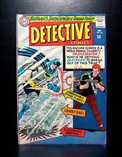 COMICS: DC: Detective Comics #346 (1965), 1st Eivol Ekdal app - (batman)
