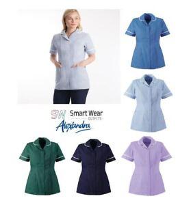 Alexandra Women's Health care, Nurse Tunic HP298 - Multicolours