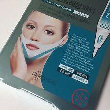 MEDIHEAL V.T.R V Stretching Patch V Line Shape Collagen Mask 4PCS Lifting Care