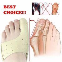 1 Pair Elastic Foot Big Feet Bones Toe Care Straightener Bunion Corrector Tool