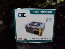 CIT M-500U: Nuovo di Zecca 500 W MICRO ATX Alimentatore