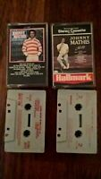 X2 bundle: Johnny Mathis. 99 Miles From L.A.  Cassette & Misty