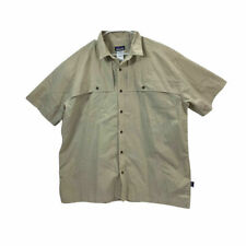 Patagonia Island Hopper Button Front Men's Casual Hiking Shirt XXL (52135)