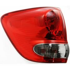 for 2005 2006 2007 Toyota Sequoia LH Left Drive side Tail lamp Tail light Outer