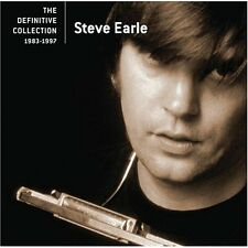 Steve Earle - Definitive Collection [New CD] Rmst