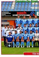 289 TEAM SQUADRA EQUIPE 2/2 AUSTRIA TSV.HARTBERG STICKER FUSSBALL 2012 PANINI
