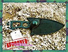 Ka-Bar BK11 Becker Necker Knife w/ Custom Spearpoint Tactical Tuck sheath