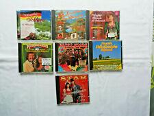 7 schöne Volksmusik CD's