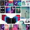 US For Samsung Galaxy Tab A7 10.4 2020 T500/505 Tablets Pattern Case Stand Cover