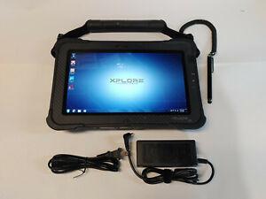 Xplore XSLATE IX101B2, i5 8GB,128SSD, Barcode, Win7Pro 4G LTE/5G/GPS