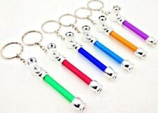 2018 Elegant Stainless Steel Smoking Weed Pipes Pipa Weed Filter Keychain
