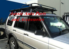 Steel Roof Top Tent Roof Rack 2200mm wBrkts 4 Land Rover Discovery 1 Discovery 2