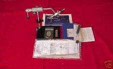 Dyna King Barracuda Vise Pedestal Fly Tying GREAT NEW
