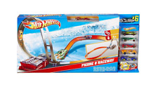 Hot Wheels 8 Raceway With 6 Speed Cars Kids Boy Toy Gift Present Christmas