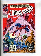 L'UOMO RAGNO # IL NOME DELLA ROSA PARTE 1# Anno VIII N.147 Luglio 1994 # Marvel