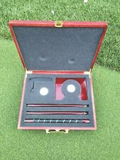 New Other Fold Up Golf Travel Putter In A Folding Box For Use At Home/Office