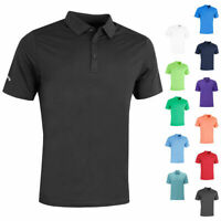 Callaway Hex Opti Stretch Opti-Dri UV Repel Textured Golf Polo Shirt