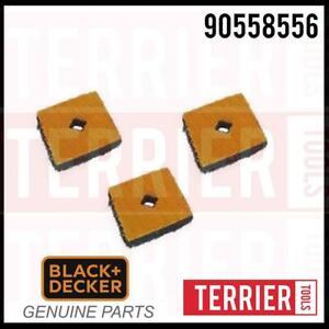 Black & Decker Mouse Sander Diamond Tip Pad X3 For Models BEW230 & BDM55