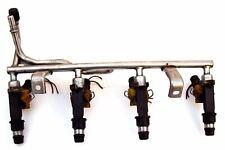 Vauxhall Astra Corsa Vectra Meriva Zafira Delphi Petrol Fuel Injectors + Rail