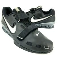 Nike Romalesos 2 Weightlifting Training Black Shoes 476927 001 Mens Size 15