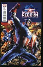 CAPTAIN AMERICA REBORN #1-6 VERY FINE COMPLETE SET 2009