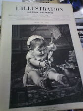 L'illustration n°1690 17 juil 1875  inondation de toulouse midi salon peinture
