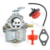 Carburetor Carb Set for Tecumseh 7HP 8HP HM70 HM80 Engine Toro Ariens MTD Sears