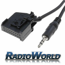 VW Volkswagen Seat Skoda Aux IN Input Adapter for IPOD/MP3 MFD2 RNS RNS2