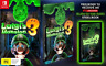 Luigi's Mansion 3 w/ Glow in the Dark Steelbook Nintendo Switch Bundle