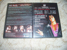 1PW Wrestling Shoot Interview DVD Bret Hitman Hart ECW XPW WWF WWE WCW ROH TNA