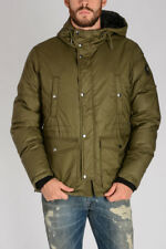 DIESEL UNRESTY Padded Hooded Jacket Coat LARGE Brand New With Tags