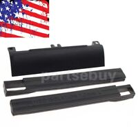 HDD Hard Drive Caddy Cover & Rubber Rails For Dell Latitude E6330 E6430 E6530