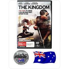 The Kingdom (DVD) - Region 4 - Jamie Foxx - Chris Cooper - Jennifer Garner