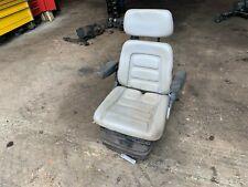 Grammer sprung cab seat X Ransomes 3500 Commander- suit tractor etc. . .£140+VAT