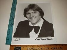 Rare Original VTG Young Bruce Jenner Can't Stop the Music Doug McClelland Photo