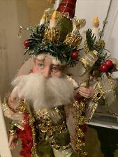 Mark Roberts Collections Fairy /Elf? 10in.