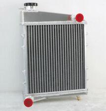 2 Row Aluminum Radiator for Classic Mini Austin Rover Cooper 850 1000 1275 59-92