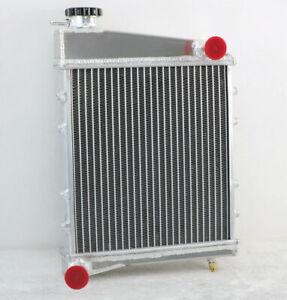 2 Row Aluminum Radiator For Classic Mini Austin/Rover Cooper 850 1000 1275 59-97
