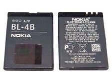 Nokia BL-4B 2280 2630 2760 5000 7070 7570 N75 N76 6111 7370 1606 Battery Genuine