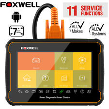 FOXWELL GT60 Android Tabscan Full System Scanner OBD2 ECU Coding TPMS Programmer