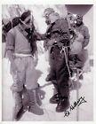 SIR EDMUND HILLARY signed 8x10 mountain climbing photo ! ! Famed EXPLORER