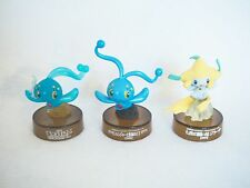 Very Rare JAPAN Pokemon kaiyodo Manaphy Jirachi mini figure Nintendo F/S anime