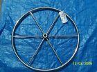 "Used 28"" Sailboat Ships Wheel (Pedestal Type)  1"" Straight Shaft  (Lot#1904)"