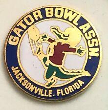 Florida - Gator Bowl Assn.Logo -Ncaa College Collectible pin