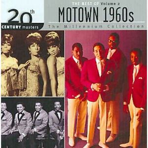 """Reproduction Motown """"1960's"""", Album Cover Poster 2"""